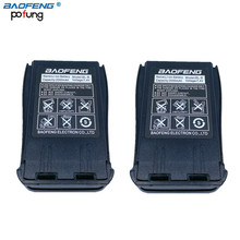 2Pcs Baofeng Original BL-B 7.4V 2000mAh Li-ion Battery for Baofeng UV-B5/UV-B6 Walkie Talkie Two Way Radio