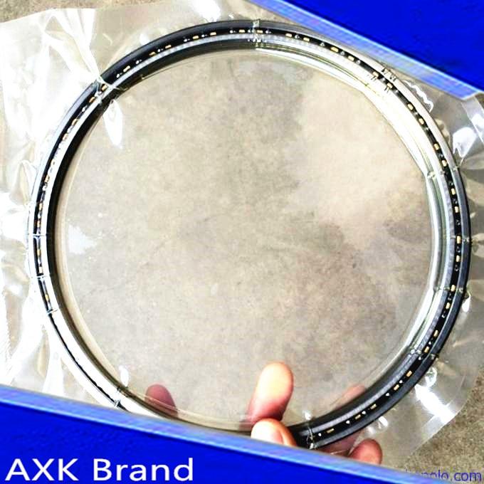 CSEF250/CSCF250/CSXF250 Thin Section Bearing (25x26.5x0.75 inch)(635x673.1x19.05 mm) NTN-KYF250/KRF250/KXF250 csed100 cscd100 csxd100 thin section bearing 10x11x0 5 inch 254x279 4x12 7 mm ntn kyd100 krd100 kxd100
