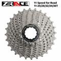 ZRACE Fahrrad Kassette 11 Geschwindigkeit Rennrad Freilauf 11-25 T/28 T/32 T/34 t/36 T, 11s Kassetten Kompatibel mit Ultegra 105