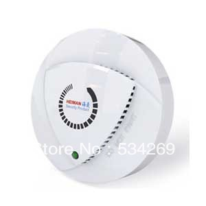 Wire Network Photoelectric Smoke Detector