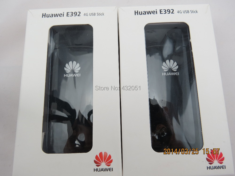 Huawei 4G USB E392 Modem Data Card upto 100Mbps BRAND NEW & UNLOCKED *BEST PRICE unlocked huawei ec122 cdma cdma2000 evdo 3g usb modem