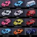 1:64 DIE CAST Metal Car Kids Toys Vehicle Mini Alloy Metal Pull Back Model Car for Children Toy Juguetes