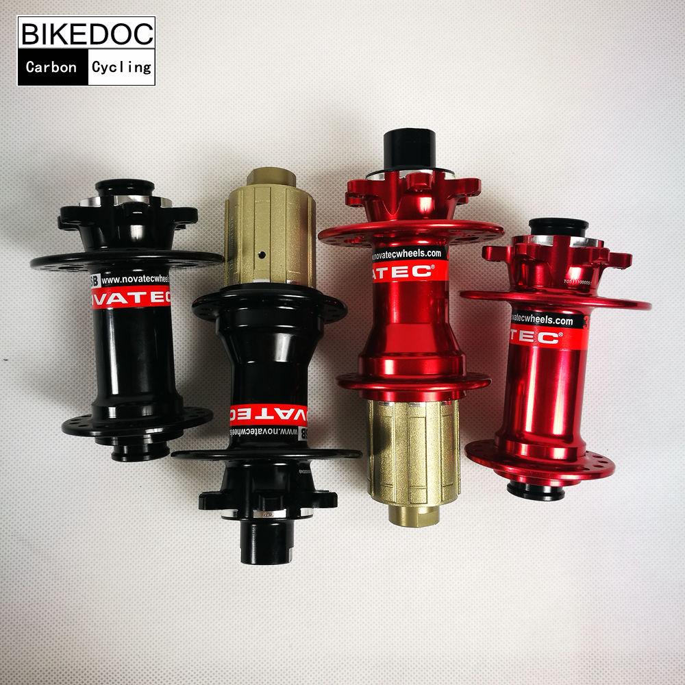 BIKEDOC Novatec D791 792 Hub Thru-axel MTB Hub Cheap Bicycle Parts рубашка fore axel