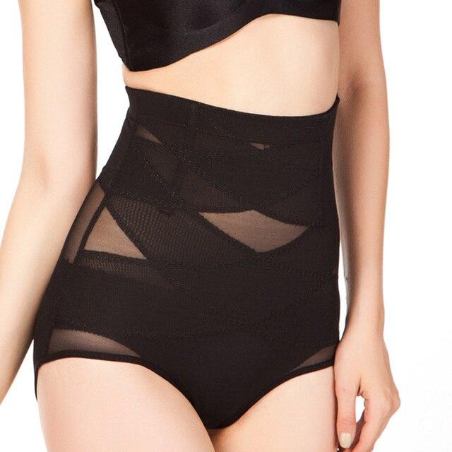 f6046fe33c4a8 Mileegirl Slimming Control Panties Women High Waist Shapewear Waist Trainer  M-2XL Seamless Body Shaper Corrective Underwear