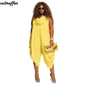 37dca00cc84 voltreffer Jumpsuit For Women Sexy Rompers Plus Size