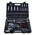 Car Repair Tool Kit 94pcRatchet Wrench Combo Socket Set Tool Kit Spanner Hand Combination Tools for Auto Vehicle  Maintenance