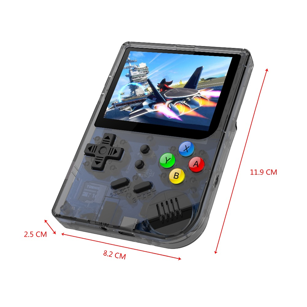IPS Screen Retro Game 300, RG300,retro game handheld,16G internal, 3inch portable video game console 6