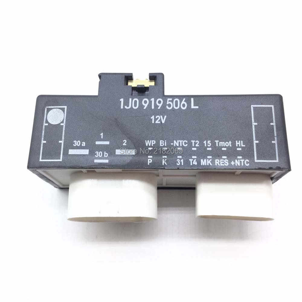 small resolution of 1j0919506l 1j0 919 506l cooling fan control switch relay for vw bora golf 5 6