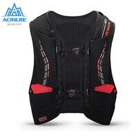 AONIJIE Outdoor Hydration Backpack 10L Running Vest Pack Nylon Lightweight Breathable Daypacks Sports Bag for Men Women