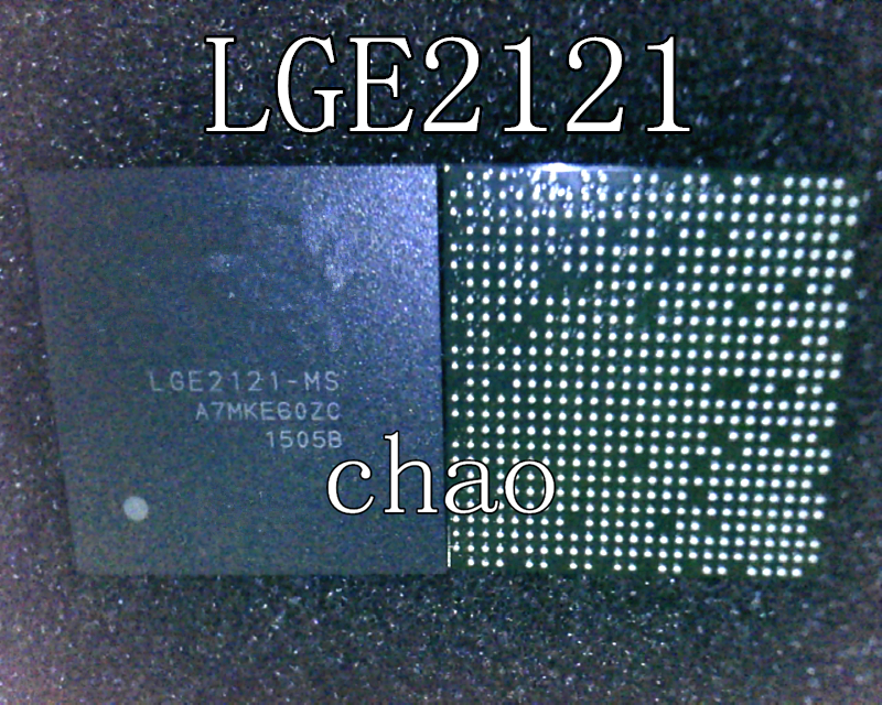 Free shipping Cheap NEW Original in stock LGE2121 MS BGA Chipset LGE2121 MS LGE2121