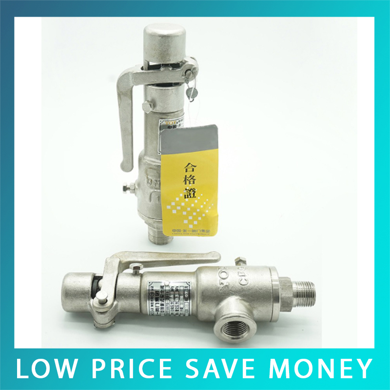 A21W-16P Series DN15 Stainless Steel Air Safety Valve A21W-16P Series DN15 Stainless Steel Air Safety Valve