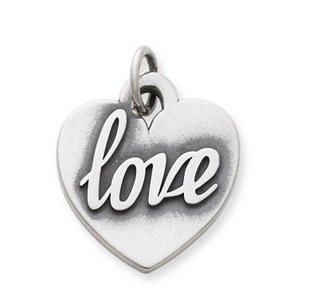 The Heart Is A Symbol Of Love Above All Heart Of Love Charm In