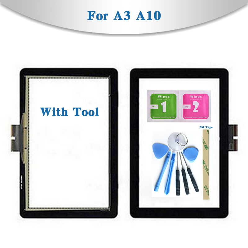 """10.1/"""" For Acer Iconia Tab A3-A10 A3-A11 Tab Touch Screen Digitizer Glass Panel"""