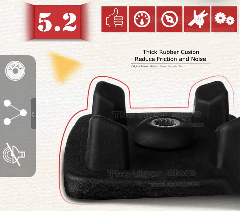 BPA Free 3HP 2200W Heavy Duty Commercial Grade Blender Mixer Juicer High Power Food Processor Ice Smoothie Bar Fruit Blender 19