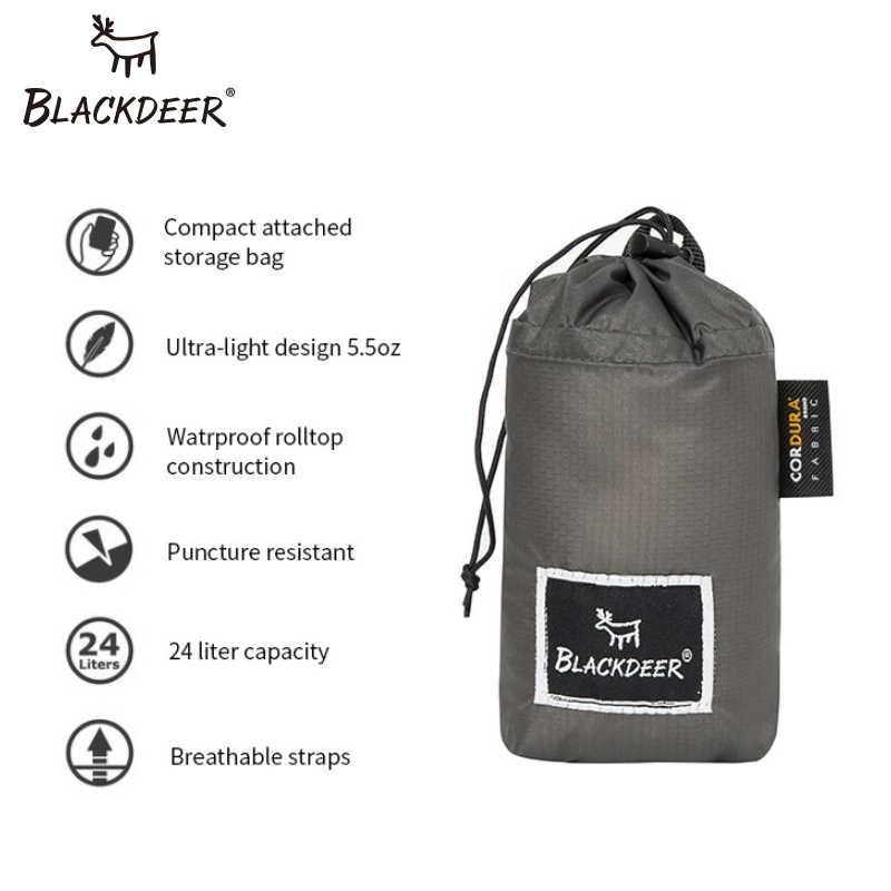 fbc2ba117762 ... BLACKDEER Camping Backpack Waterproof 30D Cordura Men Women Sport Bags  24L Ultralight Folding Handy Durable Travel ...