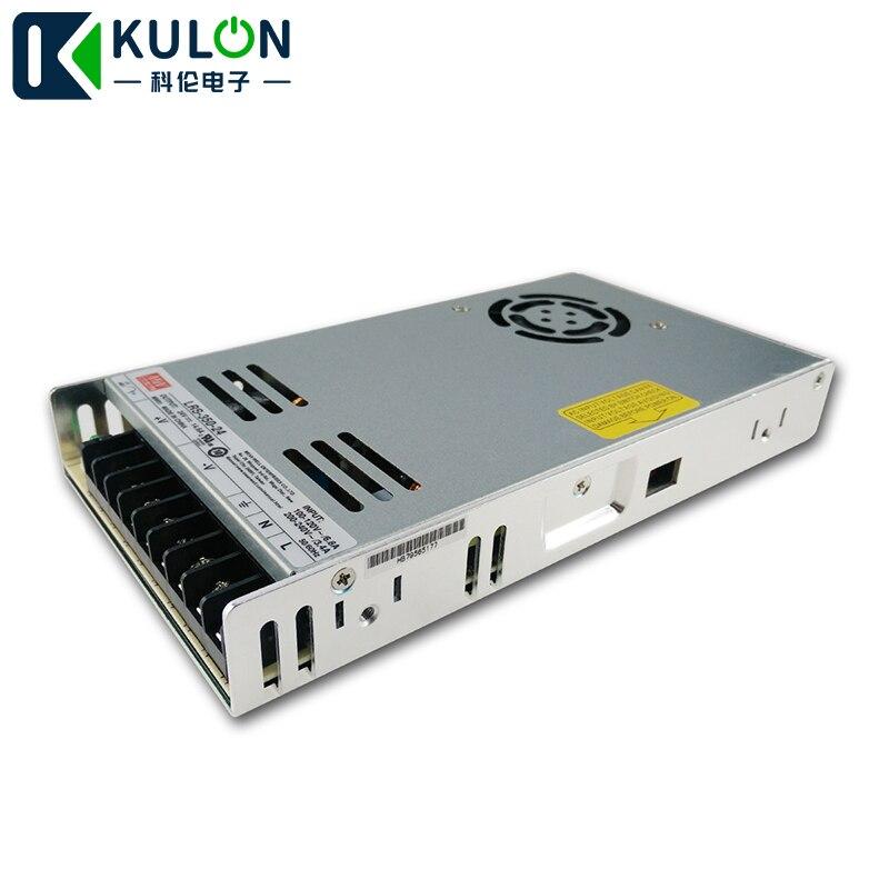Mean Well 24 LRS-350 ac-dc 350 v W 12 V 36 V 48 V Meanwell Comutação 5 v fonte de alimentação smps 36VDC 30mm de espessura Melhor conversor de voltagem
