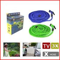 Top Sale 7 In 1 Spray Gun Magic Garden Hose Expandable Garden Hose Latex Tube Magic