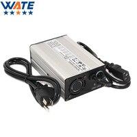 50.4 V 1A Li-Ion Caricabatterie Per 44.4 V 12 S Lipo/LiMn2O4/LiCoO2 Batteria Auto-smettere di Smart Tools V-240VAC