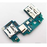 New Sim Card Reader Holder Tray Slot Connector Board Flex Ribbon Cable For HTC One E8 Dual & Single Version