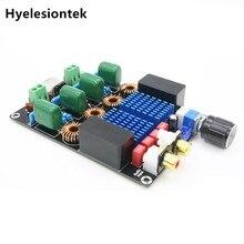 TPA3116D2 digitális erősítő tábla TPA3116 nagy teljesítményű erősítők Audio DC12V-24V 2 * 100W kétcsatornás hangszóró D osztály