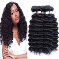 Deep Wave Eurasian Hair Rosa Hair Products Eurasian Deep Wave 4 Bundles 8A Eurasian Virgin Hair Deep Curly Weave Human Hair