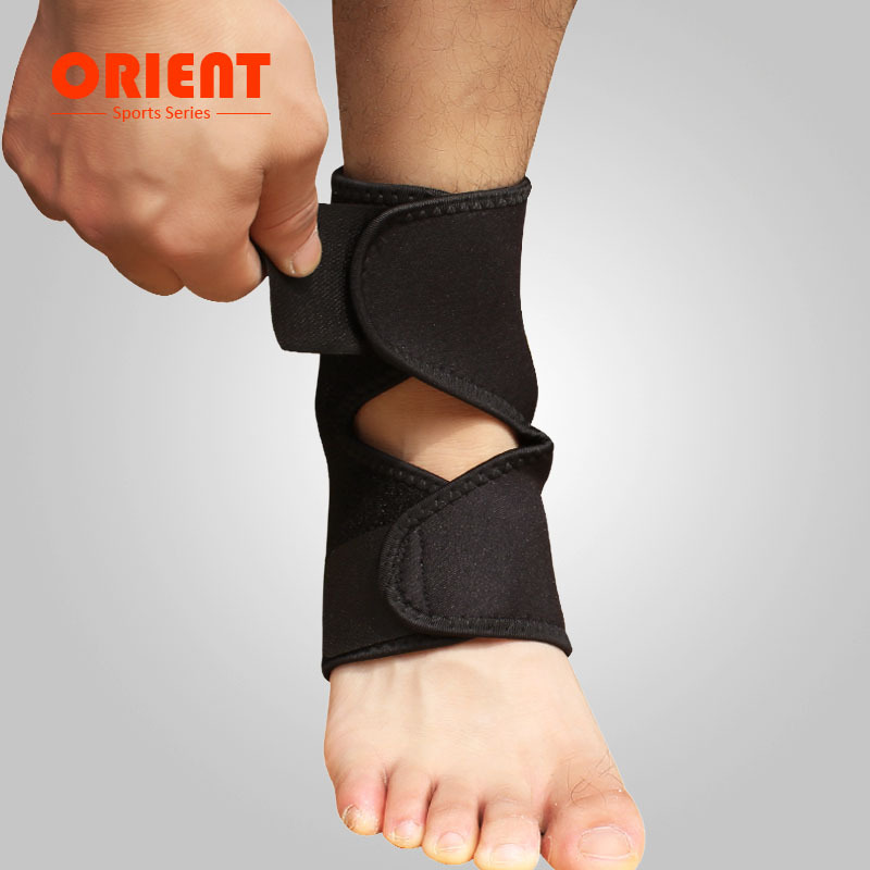 2018 Posture Corrector Wheelchair 1 Pcs Ankle And Outdoor Basketball Football Against Sprained Ok Fabric For Protection For in Braces Supports from Beauty Health