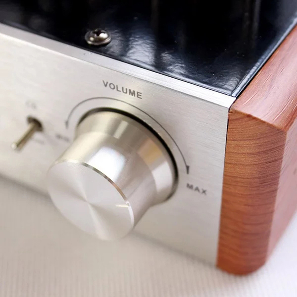 Nobsound MS 10D tubo amplificador de potência