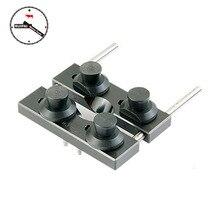 N. ° 5674 Soporte trasero para reloj, funda de reloj ajustable, tornillo de banco para 5700, accesorios para abridor de reloj