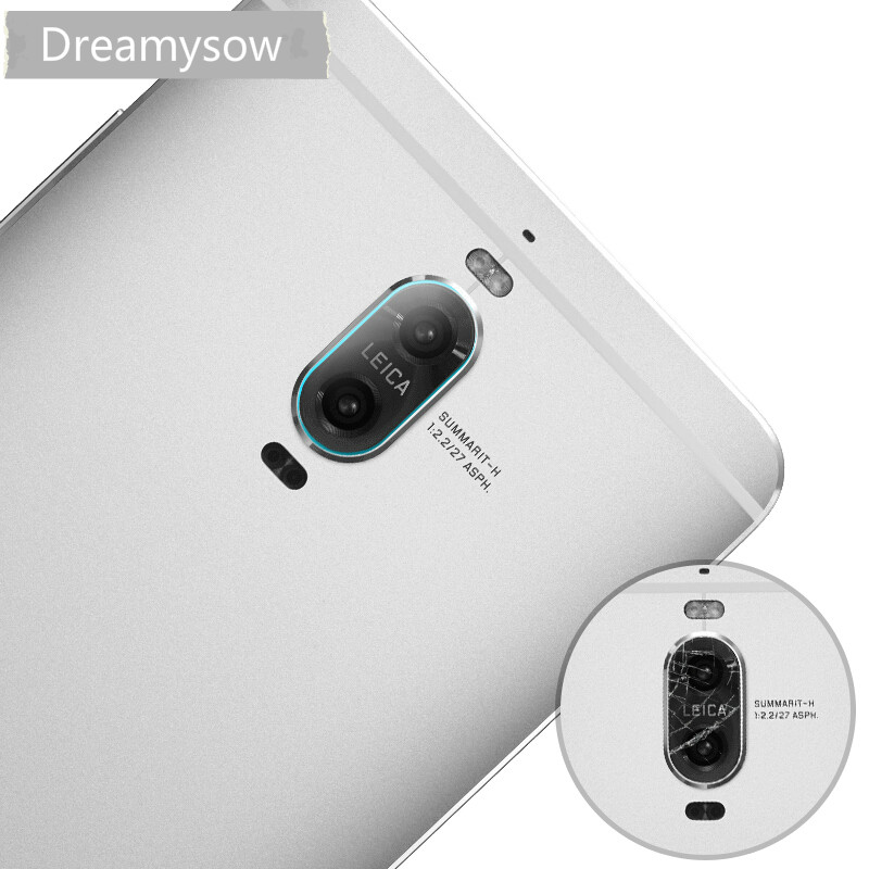 HD Tempered Glass Back Camera Lens For HuaWei P10 P9 Plus NOVA2i Honor GR5 2017 P10 8 9 V10 V9 plus 9H Screen Protector Film