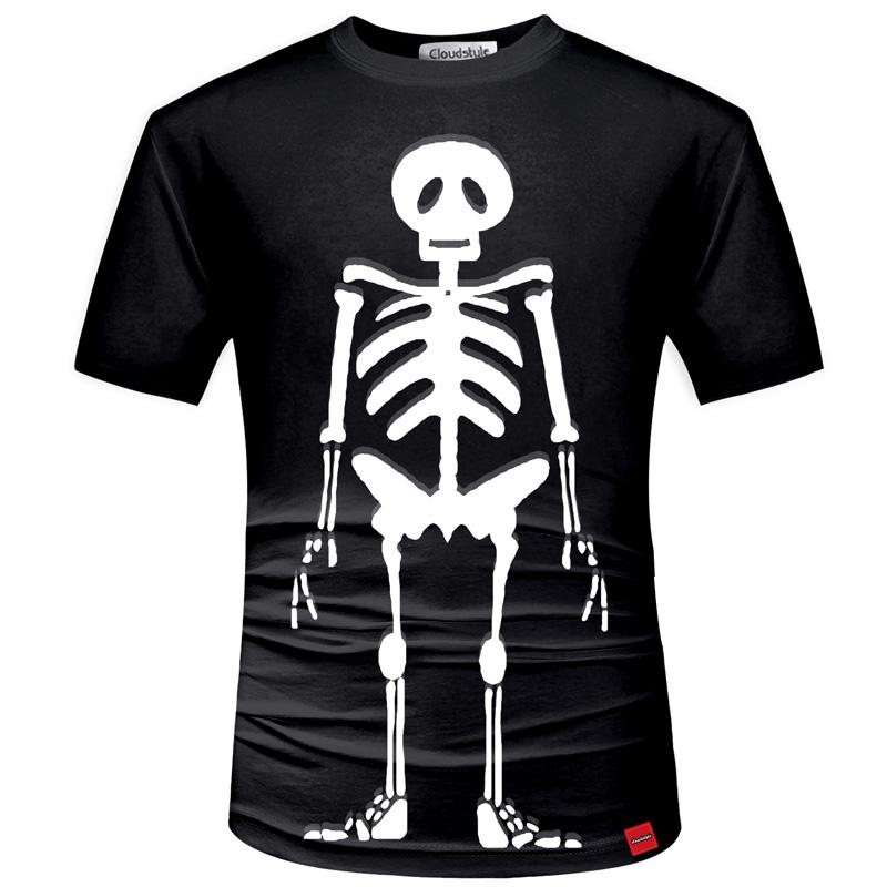 HTB1OnvhSFXXXXaVXXXXq6xXFXXXD - Men's New Fashion 2018 - Quality 3D Skull Print Design Stylish Casual T-Shirt