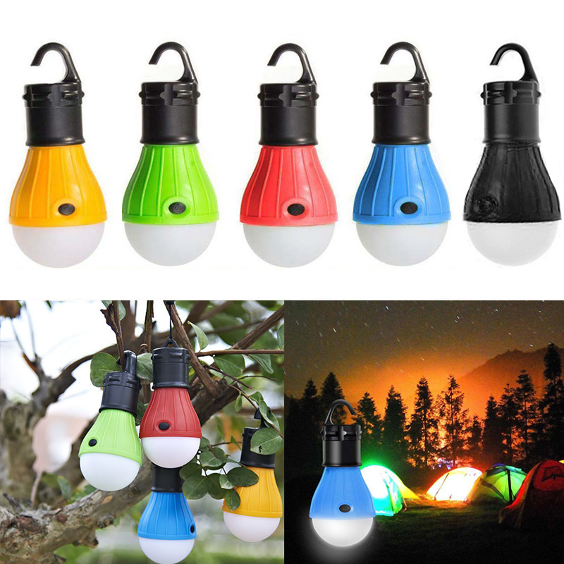 Dozzlor Camping Tent Light Portable Lantern LED Bulb Outdoor Hanging Soft Light 5 Colors Fishing Lantern Emergency LampDozzlor Camping Tent Light Portable Lantern LED Bulb Outdoor Hanging Soft Light 5 Colors Fishing Lantern Emergency Lamp