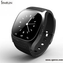 Symrun Neue M26 Bluetooth Smart Watch Armbanduhr R Uhr Smartwatch Smartwatch Bluetooth Smart Uhr M26