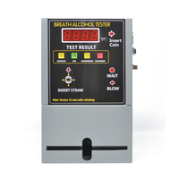 2013 New Professional Coin Operated Alcohol Tester Breathalyzer Machine For Bar Restaurant Hotel AT 888