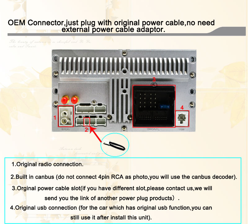 Awesome Car Radio Connection Images - Everything You Need to Know ...