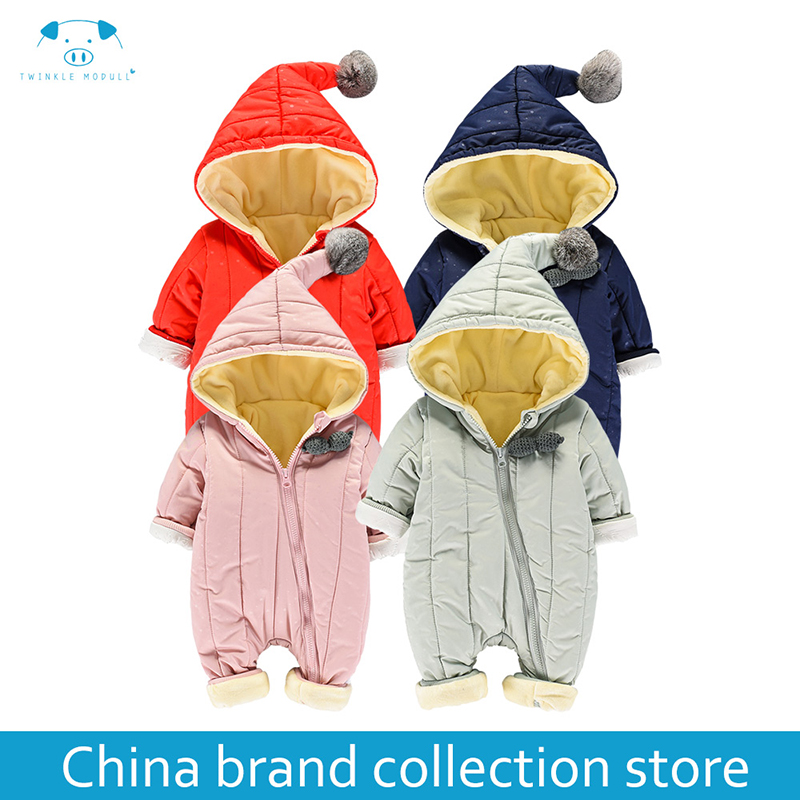 New 2018 Fashion Baby Boy Clothes Long Sleeve Baby Rompers Newborn Cotton Baby Girl Clothing Jumpsuit MD160D090 baby rompers 2017 new arrival cotton infant clothing long sleeve baby boy and girl body jumpsuit ropa bebe newborn clothes