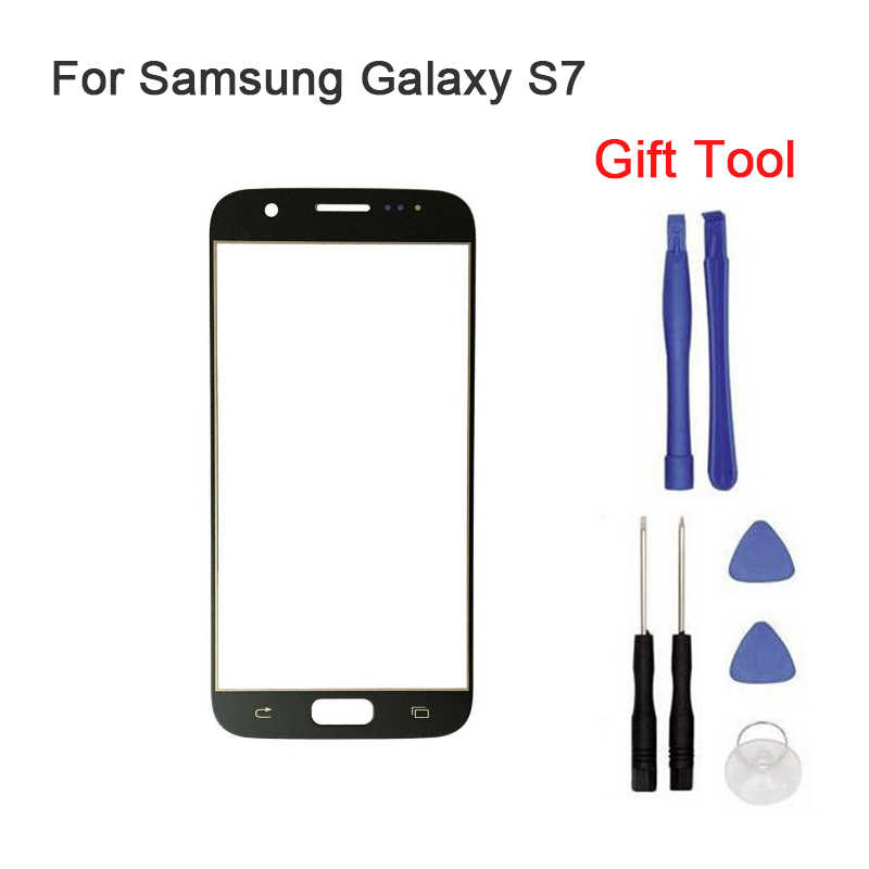 "New Touch screen For  Samsung Galaxy S7 G9300 G930F 5.1"" touch Screen Digitizer Front Glass Touch Panel Replacement+tool"