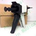2016 Dispensing 1:1 Dental Impression Mixing Silicone rubber tray Dispenser Gun 50ml