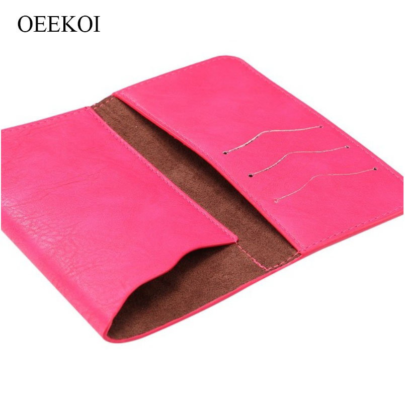 Cellphones & Telecommunications Oeekoi Universal Elephant Pattern Leather Wallet Sleeve Pouch Case For Lava A76+/a51/a68/flair S1/a76/a59 4.5 Inch