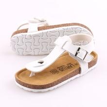 Детские сандалии; пляжные сандалии для мальчиков и девочек; детская обувь; летняя обувь для маленьких мальчиков и девочек; мягкая кожа; TX0835