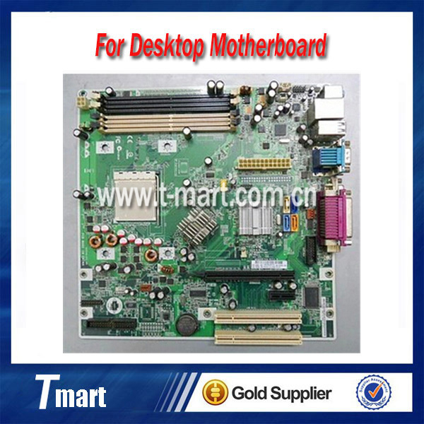 ФОТО 100% working Desktop motherboard for HP DC5750 432861-001 System Board fully tested