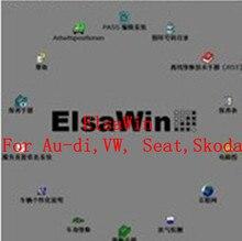 Einfache Installation ELSAwin 4,1 4,0 Volle Datum für Audi für VW