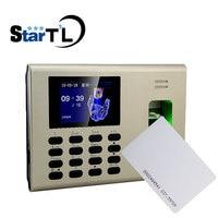 ZK K40 RFID Punch Card and Fingerprint Time Attendance Fingerprint Time Clock For employer attendance System