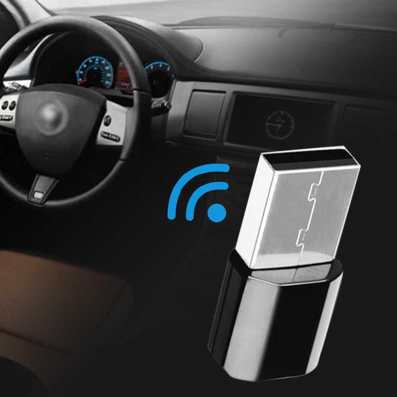 Bluetooth 4,0 приемник адаптер автомобильный планшет аудио музыка беспроводной приемник ключ для динамика AUX 3,5 мм USB Авто усилитель