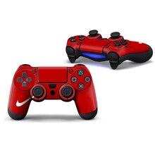 2 шт Защитная пленка, виниловая кожа для ps4, кожа для ps4, тонкий контроллер, наклейка для sony playstation 4, беспроводной контроллер, крышка