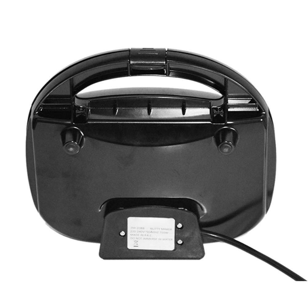Toaster Electric Grill Baking Machine Household Floating Nut Griddle Maker Durable Bakelite Case Stainless Steel Frying Pan in Waffle Molds from Home Garden