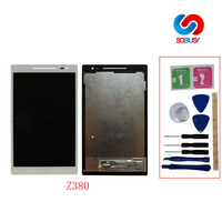 Original 8 Z380 LCD For Asus Zenpad 8.0 LCD Touch Screen Z380KL Z380CX Z380C LCD Display Digitizer Sensor Assembly +free tool