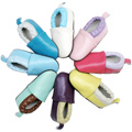 1.0 colorful series barefoot toddler shoes soft outsole baby shoes baby shoes slip-resistant