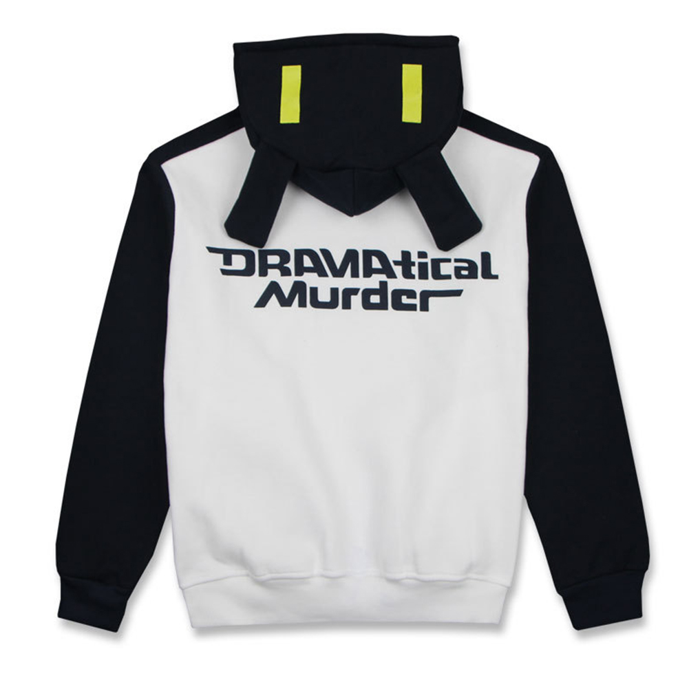 Brdwn Dramatical Murder DMMD Unisex Noiz Rabbit Cosplay Costume Hoodie Casual Coat Hooded Tops in Anime Costumes from Novelty Special Use
