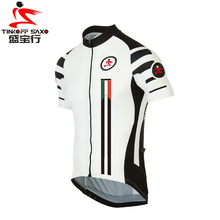 2016 TINKOFF SAXO New Cycling Jersey Short Sleeve Cyclinjg Clothing racing ropa ciclismo bicycle jersey cycling clothes XXS-6XL