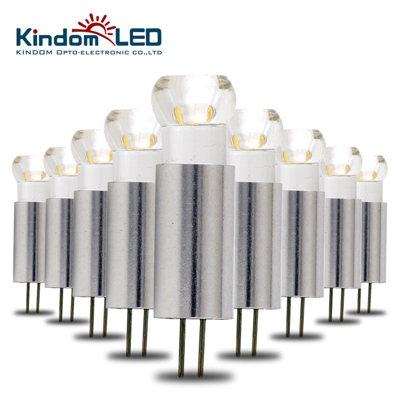 10Pcs Super Bright LED G4 Light/Lamp/bulbs DC 12 volt led
